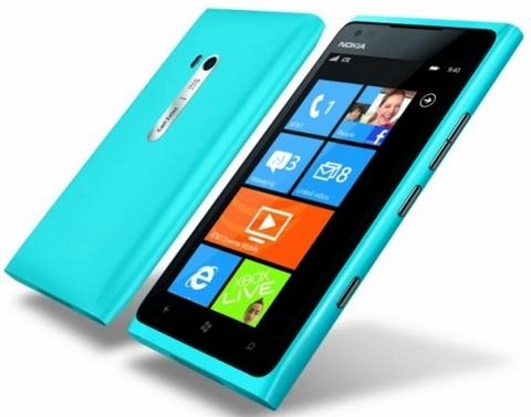 Nokia представит два смартфона на Windows Phone
