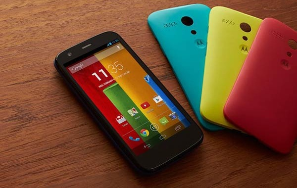 Motorola возвращается с очень симпатичным смартфоном Moto G