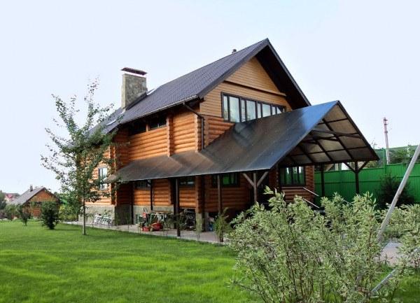 «Самодельный» дом, или как построить дом своими силами