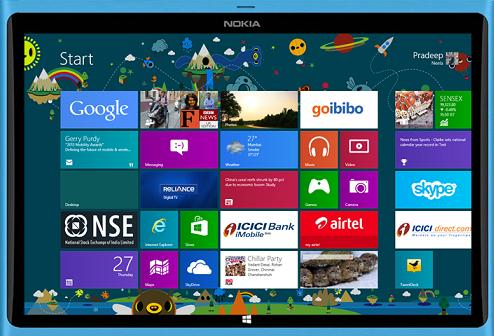 Планшет Nokia получит очень мощный процессор